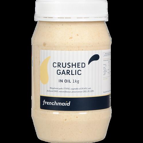 Crushed Garlic in Oil (1kg)