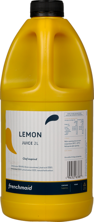 Lemon Juice (2L)