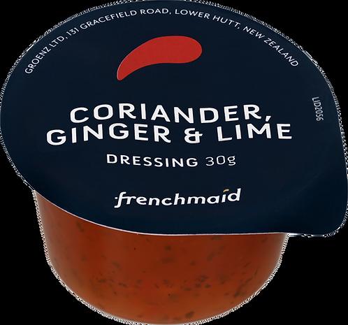 Coriander Ginger & Lime Dressing (30g x 100)