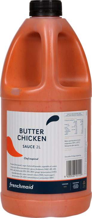 Butter Chicken Sauce (2L)