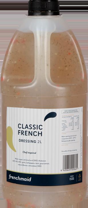 Classic French Dressing (2L, 5L, PCU)