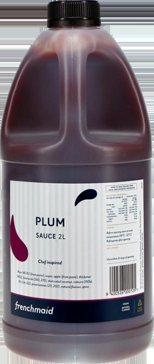 Plum Sauce (2L)