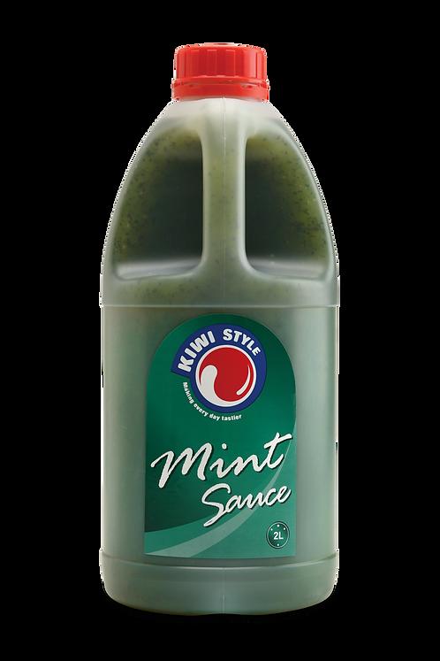 Mint Sauce (2L)