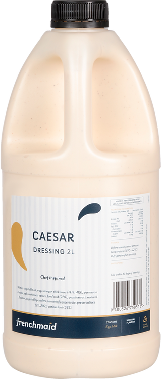 Caesar Dressing (2L)