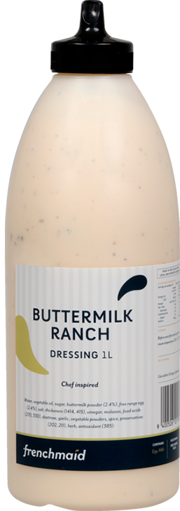 Buttermilk Ranch Dressing (1L)