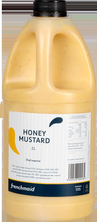 Honey Mustard Sauce (2L, 900ml)