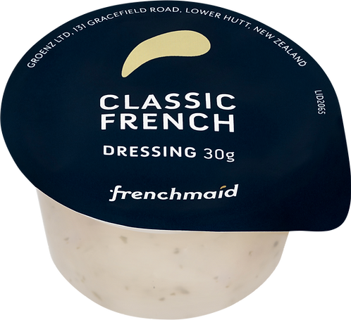 Classic French Dressing (30g x 100)