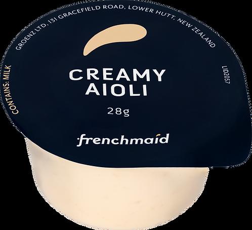 Creamy Aioli  (28g x 100)