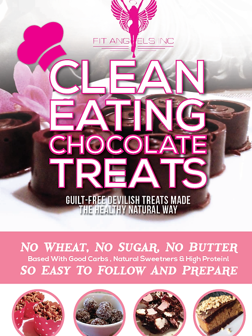 Clean Eating Chocolate Treats EBook