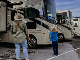 How to Research Buying an RV