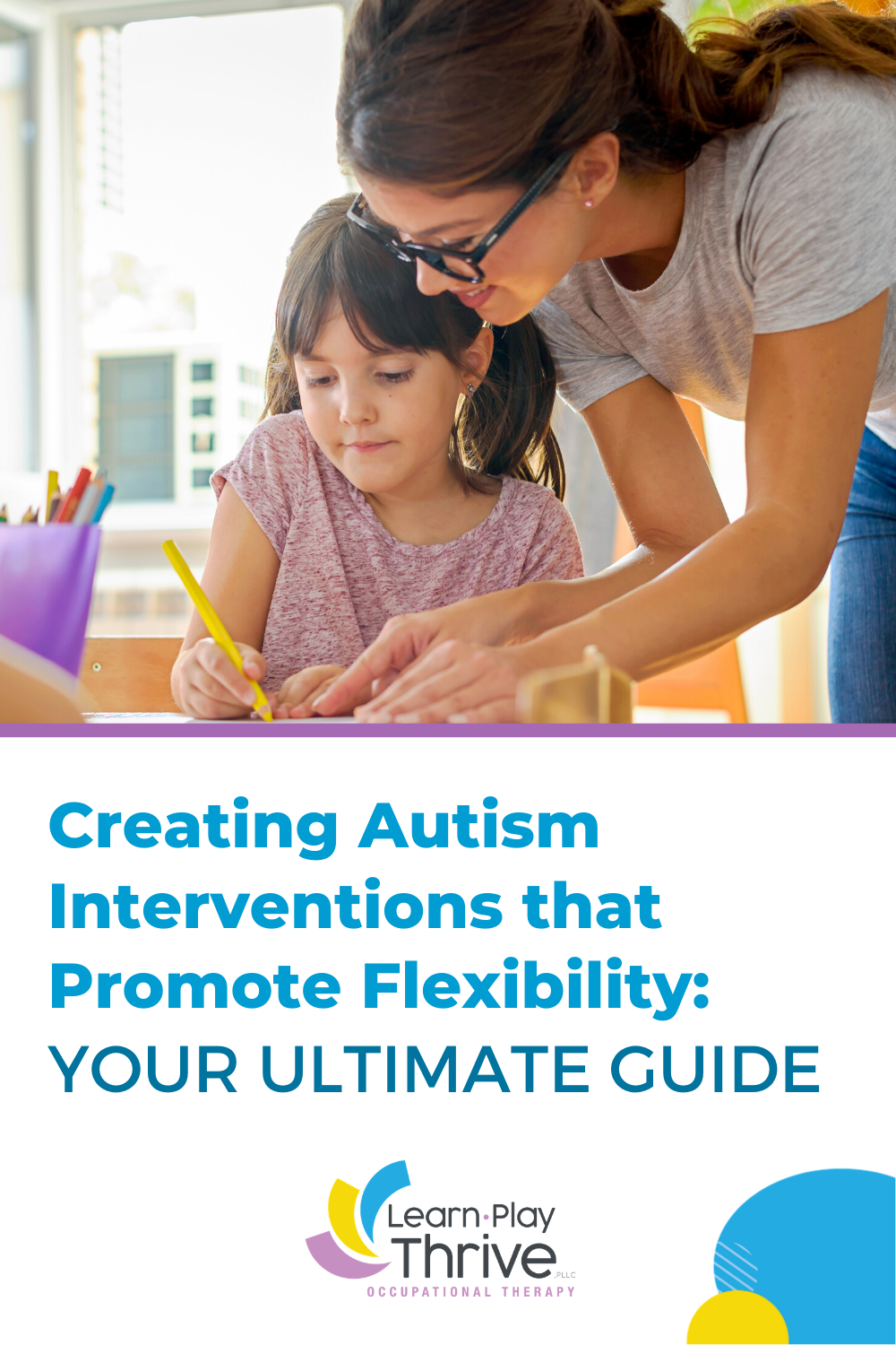Autism and flexibility