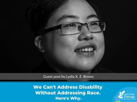 We Can't Address Disability Without Addressing Race. Here's Why