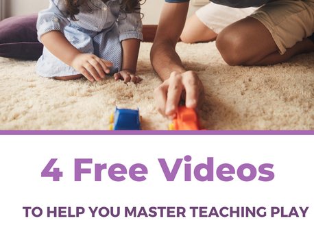 Teaching Play to Kids on the Autism Spectrum (video series)