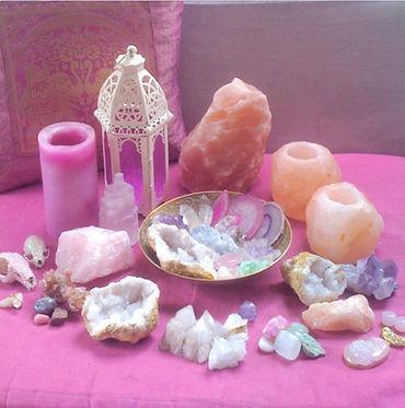 Natural Crystal Healing Bracelets
