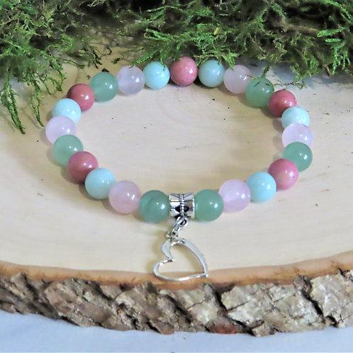 Self-Love Charm Bracelet