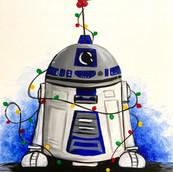 R2D2 Christmas