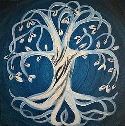Yggdrasil (Norse Mythology Tree of Life)