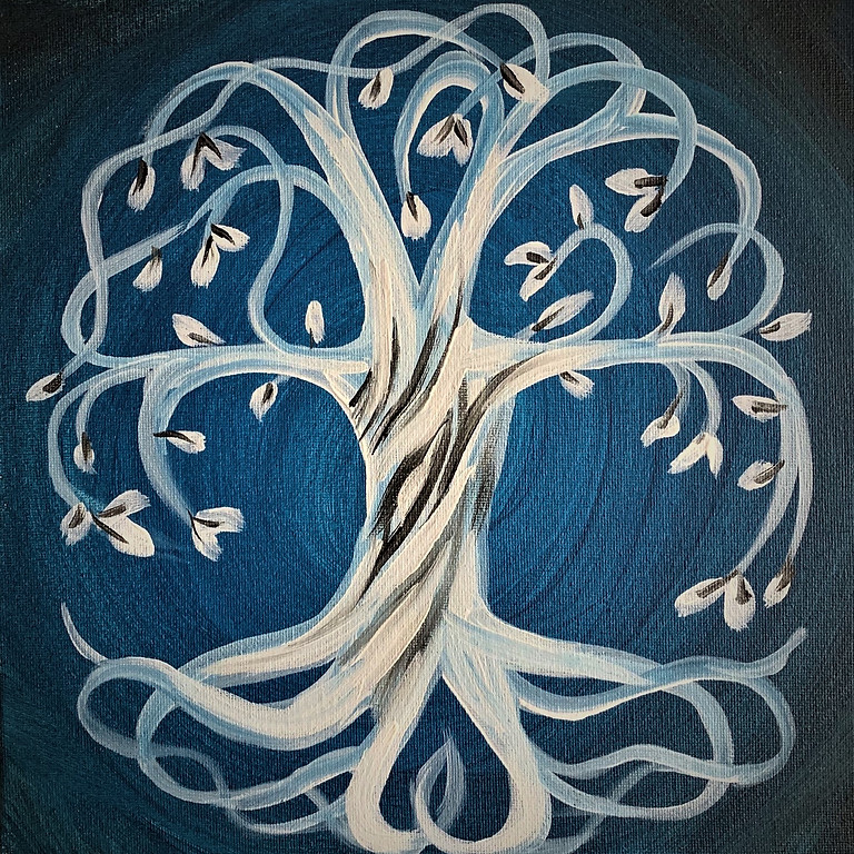Yggdrasil (Norse Mythology Tree of Life)