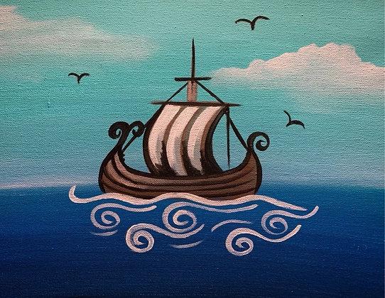 Viking Ship (Skal)