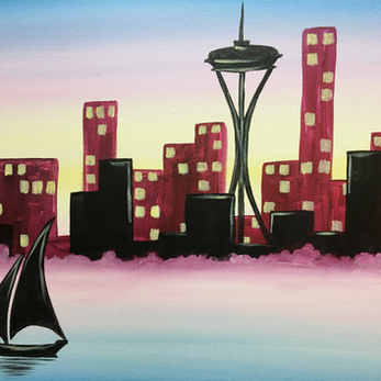 Seattle in the Rise