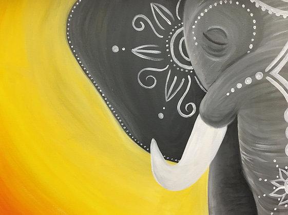 Elephant Beauty (Cindy's Party)