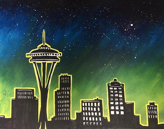 Seattle Glow (Teku)