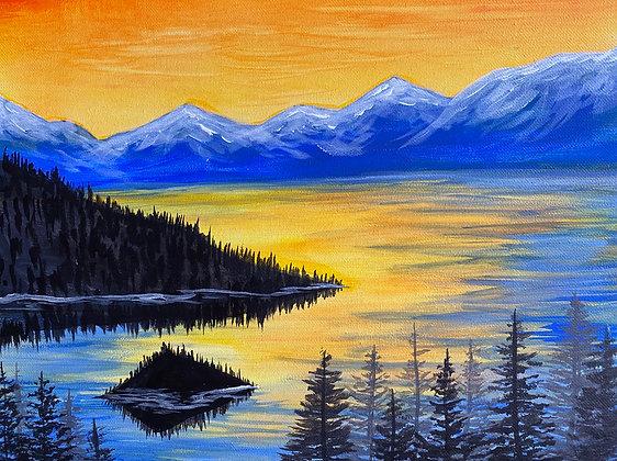 Calm Waters (White Center Eagles)