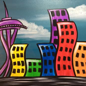 Wavy Seattle