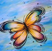 Fluttering Around