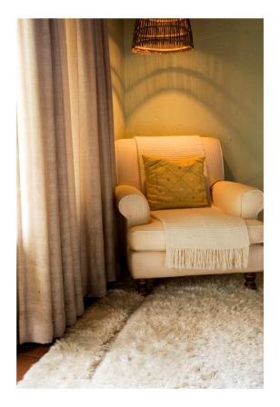 Tufted mohair carpet