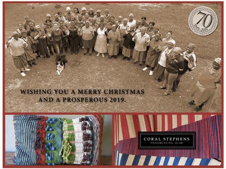 Wishing you a happy festive season!