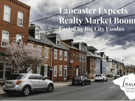 Lancaster Expects Real Estate Marketing Boom