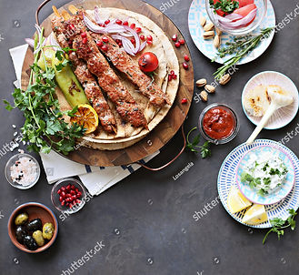 stock-photo--kebab-traditional-middle-ea