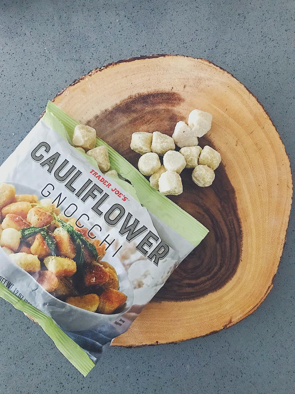 Cauliflower Gnocchi Trader Joes