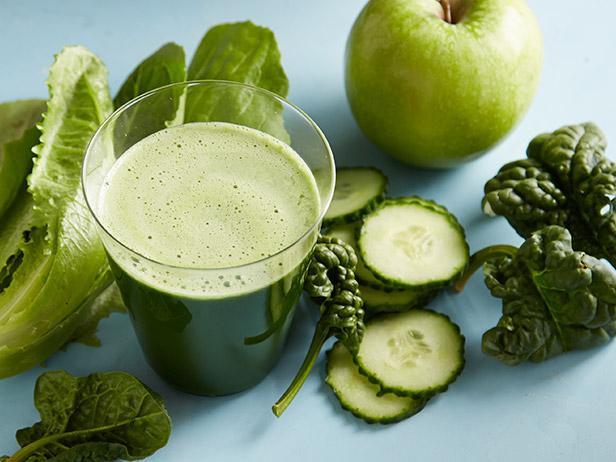 Super Green Juice {Food Network}
