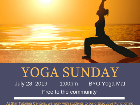 You're Invited to Yoga Sunday