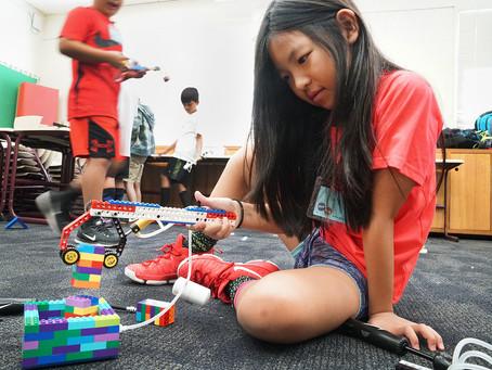 We Love LEGOs!