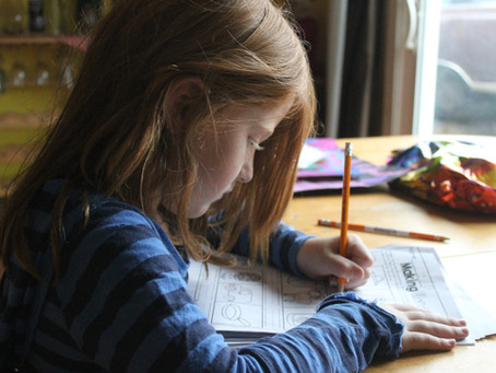 Homework Frustrations After School