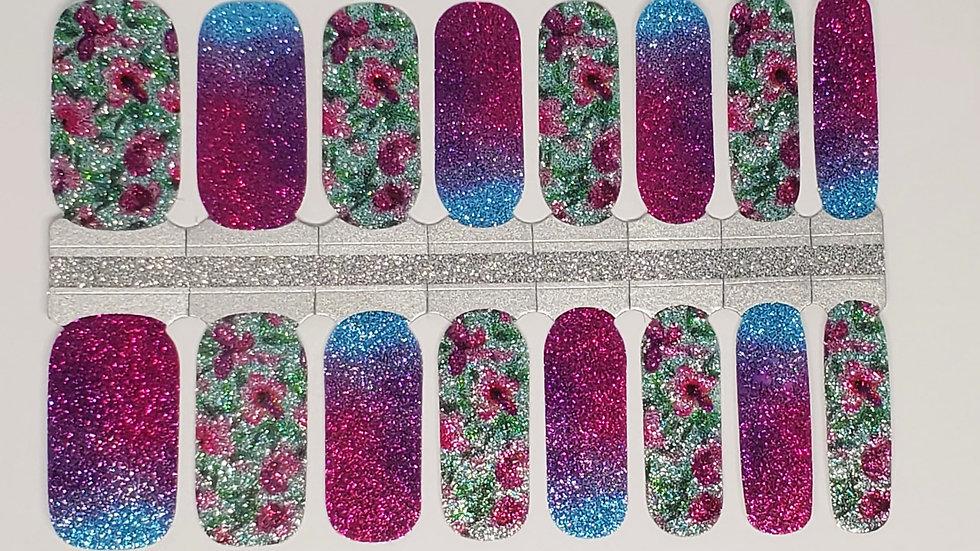 Pink Garden- Limited Edition Design