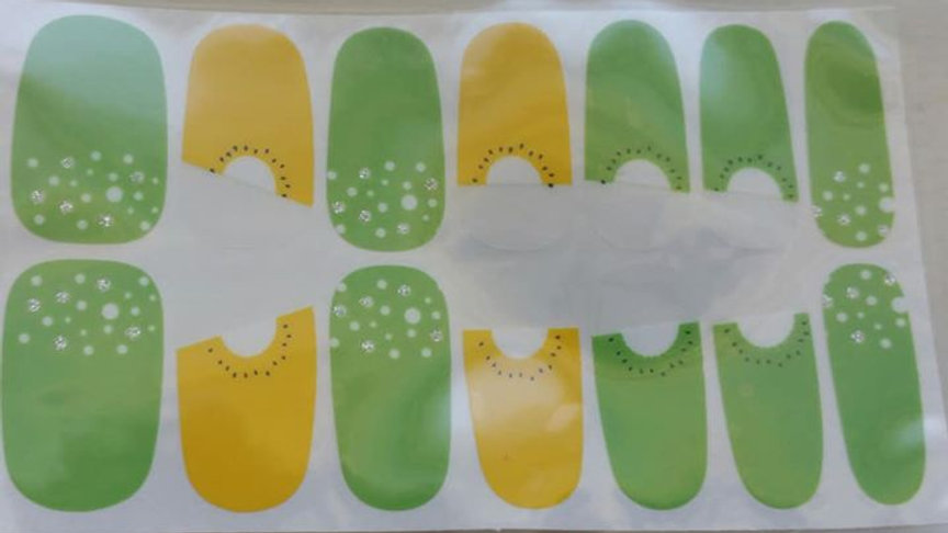 Kiwi Sprinkles