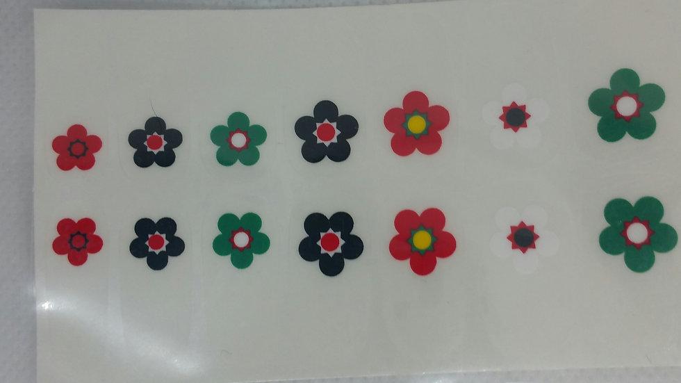 Flowers (transparent)