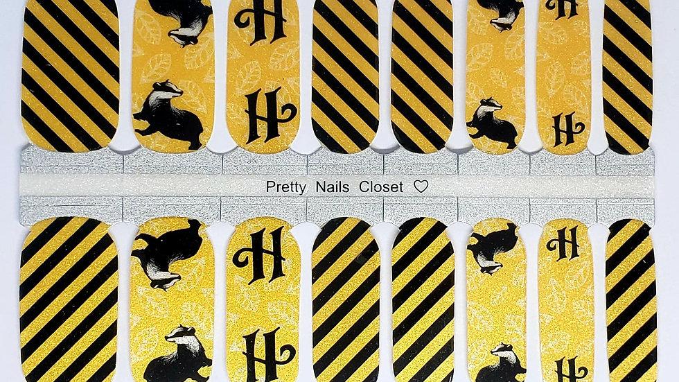 Hufflepuff- Harry Potter Exclusive Design