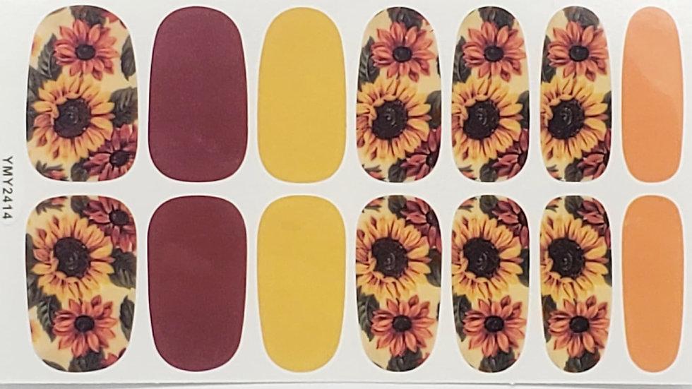 Katrina Sunflowers
