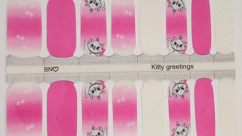 Kitty greetings