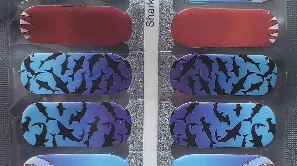 Shark Tales - Nail Polish strips