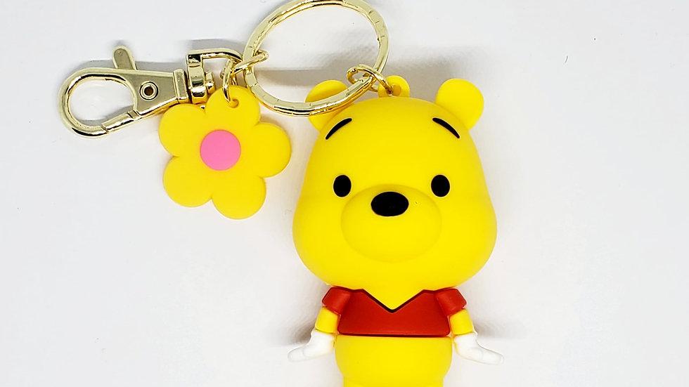 Winnie the pooh- Keychain