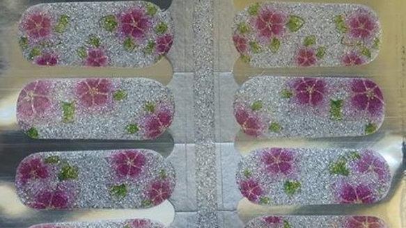 Glitter blossoms