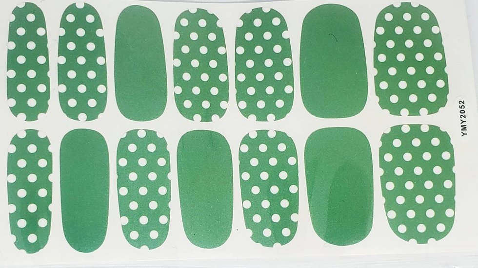 Green and Polkas