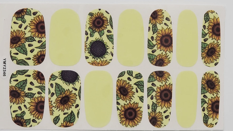 Amelia Sunflowers