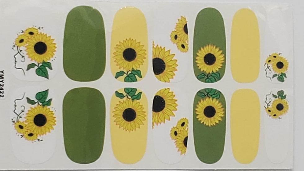 Jodie Sunflowers